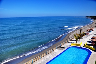 Hotel Partenon Beach, La Ceiba, Honduras